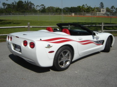 Used 2004 Chevy Corvette Convertible Commemorative Edition