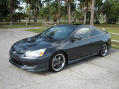 sold 2005 honda accord ex coupe v6 at wholesale. Black Bedroom Furniture Sets. Home Design Ideas
