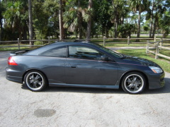 2005 Accord Coupe Photo Gallery