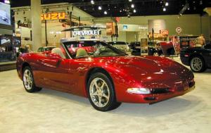 Used Chevy Corvette Convertible (2002)