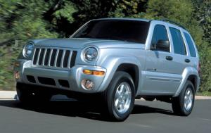 Used Jeep Liberty Limited (2002)