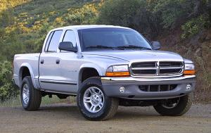 Used 2003 Dodge Dakota Quad Cab SLT