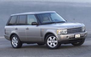 Used Range Rover HSE (2003)