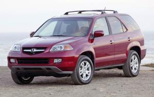 2004 Acura  on 2004 Acura Mdx Touring