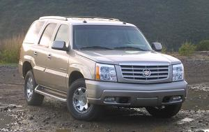 Used Cadillac Escalade AWD SUV (2004)