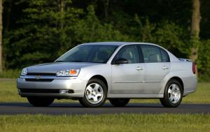 Used Chevy Malibu LT (2004)