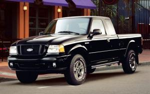Ford Ranger Tremor SuperCab Styleside (2004)