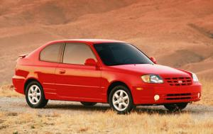 Used Hyundai Accent GL Hatchback (2004)