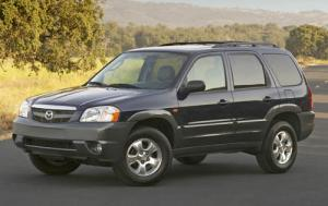 Used Mazda Tribute Es V6 4wd 2004