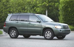 Used Toyota Highlander AWD (2004)