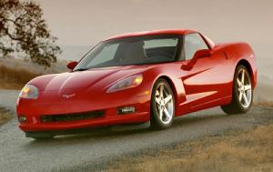 Used 2005 Chevrolet Corvette Hatchback