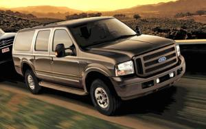 Ford Excursion Eddie Bauer 4WD (2005)
