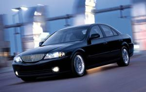 Used Lincoln LS (2005)