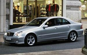 Used 2005 Mercedes-Benz C240