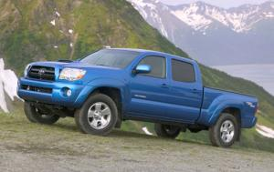 used toyota tacoma buying advice, wholesale and auction information