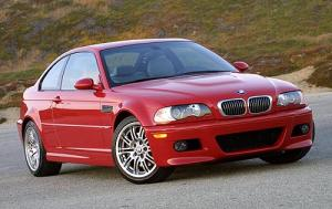 BMW M3 Coupe (2006)