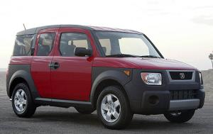 Used Honda Element Overview Auction And Wholesale Information