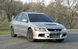 Used Mitsubishi Lancer Evolution IX