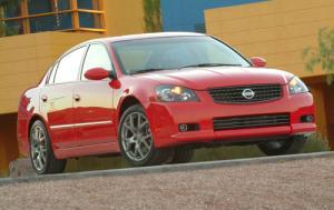 Used Nissan Altima 3.5 SE R (2006)