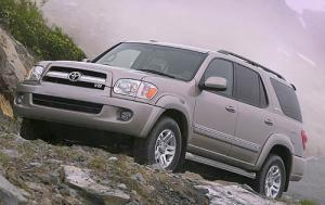 Used Toyota Sequoia Overview Also Auction And Wholesale