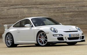 Used Porsche 911 GT3 Coupe (2007)