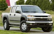 Used Chevy truck (2007 Chevrolet Colorado Crew Cab