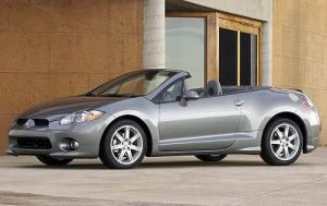 Used Mitsubishi Eclipse Spyder GS Convertible (2007)