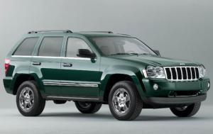 Used 2007 Jeep Grand Cherokee Limited