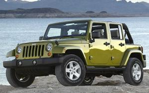 Used Jeep Wrangler Unlimited Rubicon (2007)