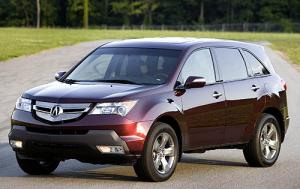 Used Acura MDX Overview Wholesale And Auction Information - Acura suv price
