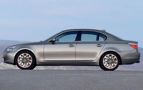 BMW Series Overview - 528i bmw price