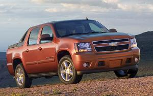 Used Chevy Truck (2008 Avalanche)