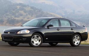 Chevy Impala SS (2008)