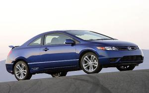 Honda Civic  Coupe Si (2008)