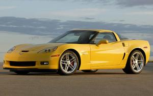 Used Chevy Corvette Z06 (2008)