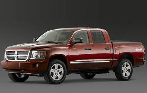 Used 2008 Dodge Dakota Laramie Crew Cab