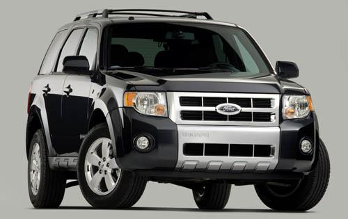 2008 Ford Escape as shown