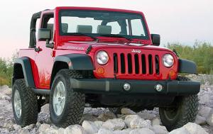 Used Jeep Wrangler Rubicon (2008)
