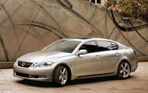 Lovely Lexus GS 350 Sedan (2008)
