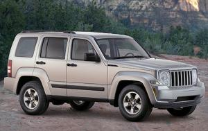 Used 2008 Jeep Liberty Sport SUV