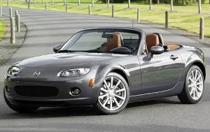2008 Mazda Miata Grand Touring Convertible