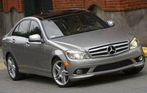 Used Mercedes-Benz C300 Sport (2008)