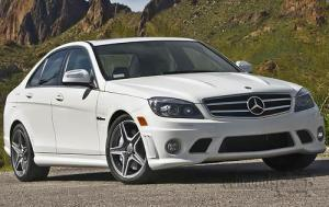 Used Mercedes-Benz C63 AMG (2008)