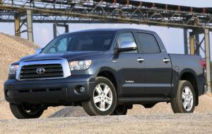 2008 Toyota Tundra Limited Crew Cab