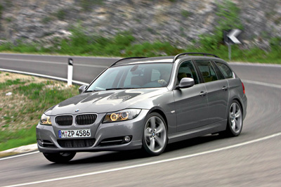2009 BMW 3-Series Review