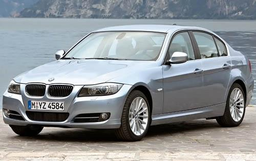 2009 BMW 335i Sedan as shown