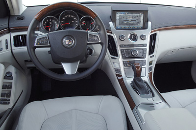All Of The New Cadillac Interiors In One Spot Page 3
