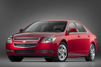 Review: Chevy Malibu Features And Invoice