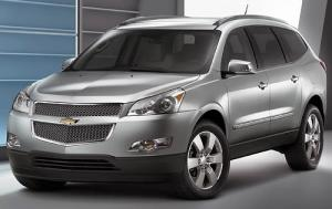 2009 Chevy Traverse LTZ