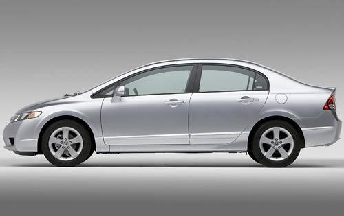 2009 Honda Civic Sedan As Shown